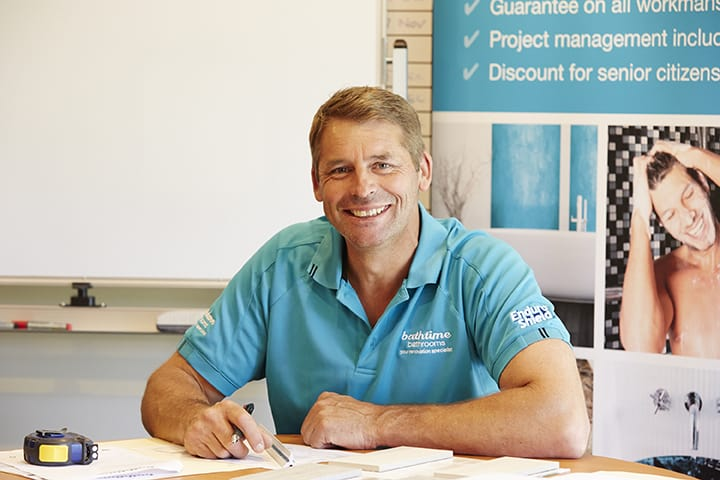 Wayne Forsyth Project Manager & Bathroom Specialist