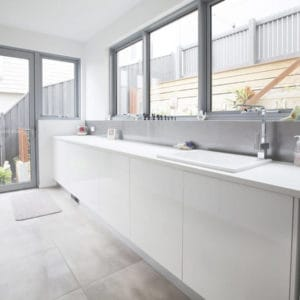 Laundry Renovations Melbourne by Bathtime Bathrooms